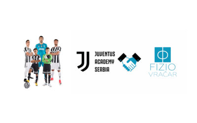 Fizio Vračar & Juventus Fudbalski Kamp u Srbiji